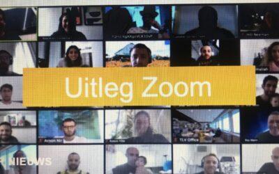 """""""Zoom-bijeenkomst potentiële bewoners"""